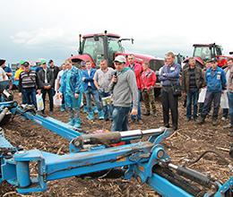 Конференція «Ефективне землеробство. Від традиції до інновацій», травень 2019
