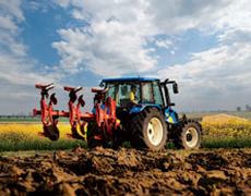 Тест ґрунтообробної техніки на базі агропідприємства «РОСТОК-ХОЛДИНГ»