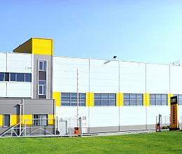 Демоогляд «Центр з відновлення компонентів» компанії Цеппелін Україна