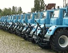 ХТЗ распродал первую партию електротракторов