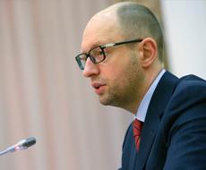 Яценюк обсудил с главами правительств Казахстана и Азербайджана проблемы транзита украинских товаров через территорию РФ
