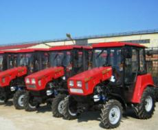 Украина пожалела трактора МТЗ