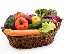 Поставки овощей нарушились из-за сильного снегопада