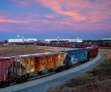 Первый поезд по Шелковому пути из Украины в обход России прибыл в Азербайджан