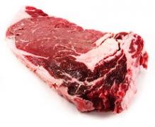 Производство свежего или охлажденного мяса КРС возросло на 21%
