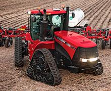 Агрохолдинг «МРИЯ» закупил 10 тракторов CASE IH Quadtrac 500  на сумму более 3,2 млн долл