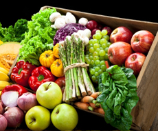 Украинская плодоовощная продукция незначительно подешевела под влиянием низкого спроса