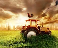 Для тракторов придумали универсальный домкрат