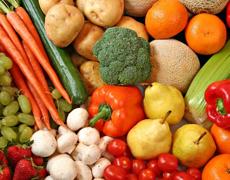 Украинская плодоовощная продукция продолжает дешеветь четвертую неделю подряд