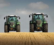 Ивано-Франковские аграрии получили немецкие тракторы