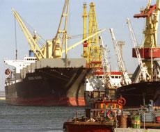 Ильичевский морской порт в феврале 2016 г. нарастил перевалку зерна на 30%