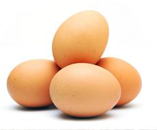 В Україні на 19,5% скоротилось виробництво яєць