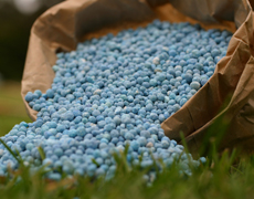 Экспорт удобрений упал на 41%
