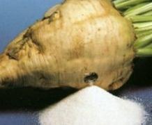 Запасы сахара в Украине сократились почти на треть
