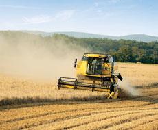 Цього року аграрїі придбали на 37% більше сільськогосподарської техніки