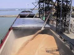 Одеський порт на 3% збільшив перевалку хлібних вантажів