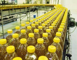 Виробництво олії та тваринних жирів зросло на 2,6%