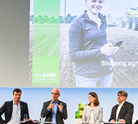 За останні 10 років продажі підрозділу ЗЗР компанії BASF збільшилися на 75%