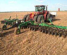 «Мрія» сіє озимі за технологією мінімального обробітку ґрунту