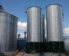 БСМ «Євростандарт» інвестує в розширення комплексу для зберігання зерна
