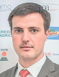 Тарас Висоцький, гендиректор Асоціації «УКАБ»