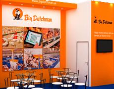 Компанія Big Dutchman учасник виставки Animal Farming Ukraine 26 – 28 жовтня 2016 року