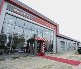 Відкриття нового дилерського центру Case IH в Харкові