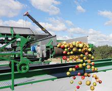 Завод T.B. Fruit отримав сертифікат безпечності харчової продукції