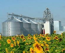 Нові зерносховище та зерносушка в «Бучачагрохлібпромі»