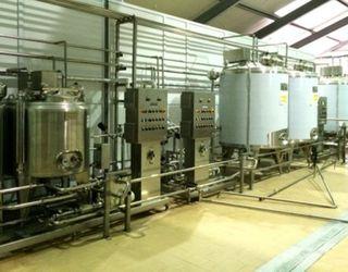 На Вінничині будують міні-цех з переробки молока за підтримки ЄС