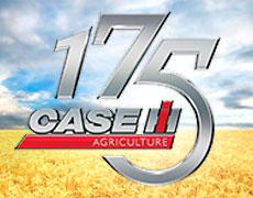 Компанія Case IH святкує свій 175-річний ювілей
