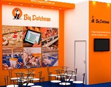 Компанія Big Dutchman — учасник виставки Agro Animal Show 2017, 15-17 лютого 2017