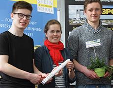 BASF підтримує студентський проект по дослідженню розвитку рослин в умовах відсутності гравітації
