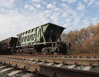 «Укрзалізниця» завершила зиму рекордом з навантаження зерновозів