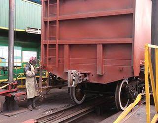 «Укрзалізниця» цього року вже відремонтувала 746 зерновозів