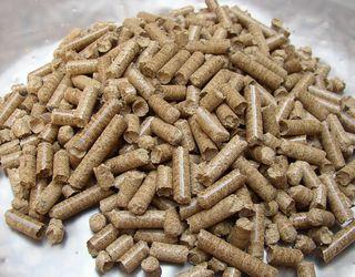 KSG Agro збудував у Дніпрі котельню на пелетах з рослинної сировини