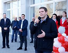 В Мелітополі відкрито новий дилерський центр Case IH
