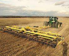 На Вінниччині аграрії посіяли більше половини зернових та зернобобових культур