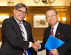 Sumitomo Chemical і BASF заявили про співробітництво з розробки нового фунгіциду