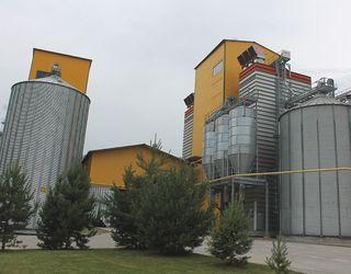 На Тернопільщині запрацював новий елеватор і комплекс шокової заморозки ягід
