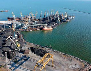 Бердянський морський порт знову обробляє зернові вантажі