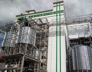 «Чуднівський елеватор АІК» наростив потужності зі збереження зерна до 30 тис. тонн