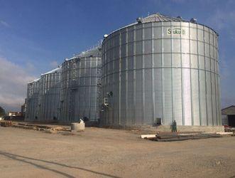 Агропідприємство «Фортуна» почало будувати зернозберігальний комплекс