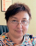 Олена Бебко