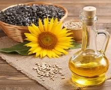 Вироблена в Україні високоолеїнова соняшникова олія якісніша за оливкову