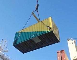 ViOil активізує контейнерні відвантаження шроту