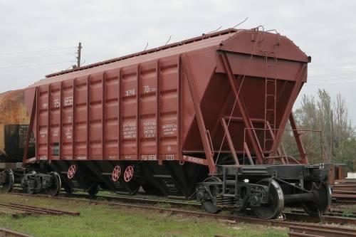 Андрушівський елеватор відновив залізничні відвантаження зерна