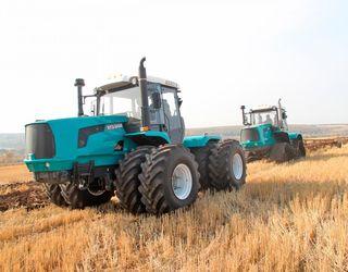 Баластний вантаж збільшує ефективність роботи тракторів ХТЗ до 20%