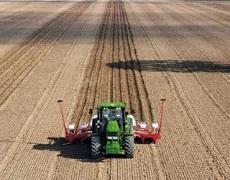 За нестачі опадів особливо ефективним є безполицевий обробіток ґрунту