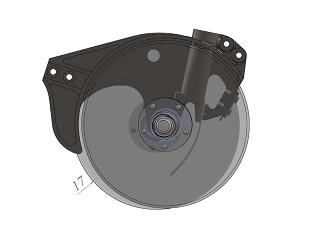 «Велес Агро» почав виробництво сошника зі зміщеними дисками